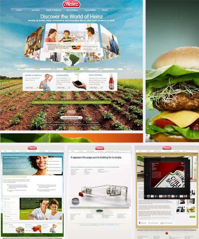 Heinz Website